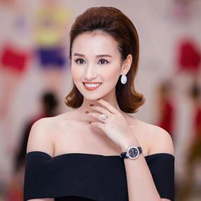 Diễn viên Lã Thanh Huyền