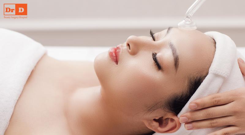 Công nghệ Enzym sử dụng kết hợp các sản phẩm chăm sóc da được chiết xuất tự nhiên