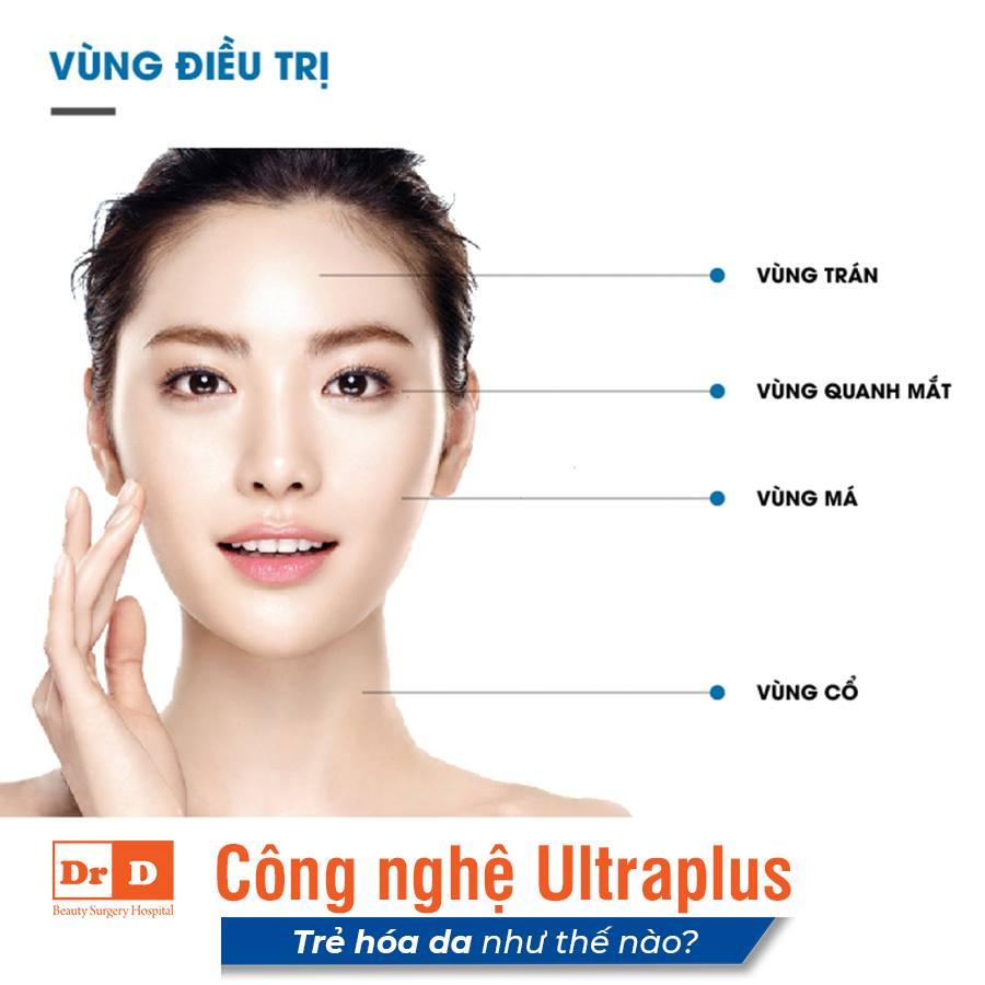 UltraPlus trẻ hóa làn da nhờ tác động đa tầng