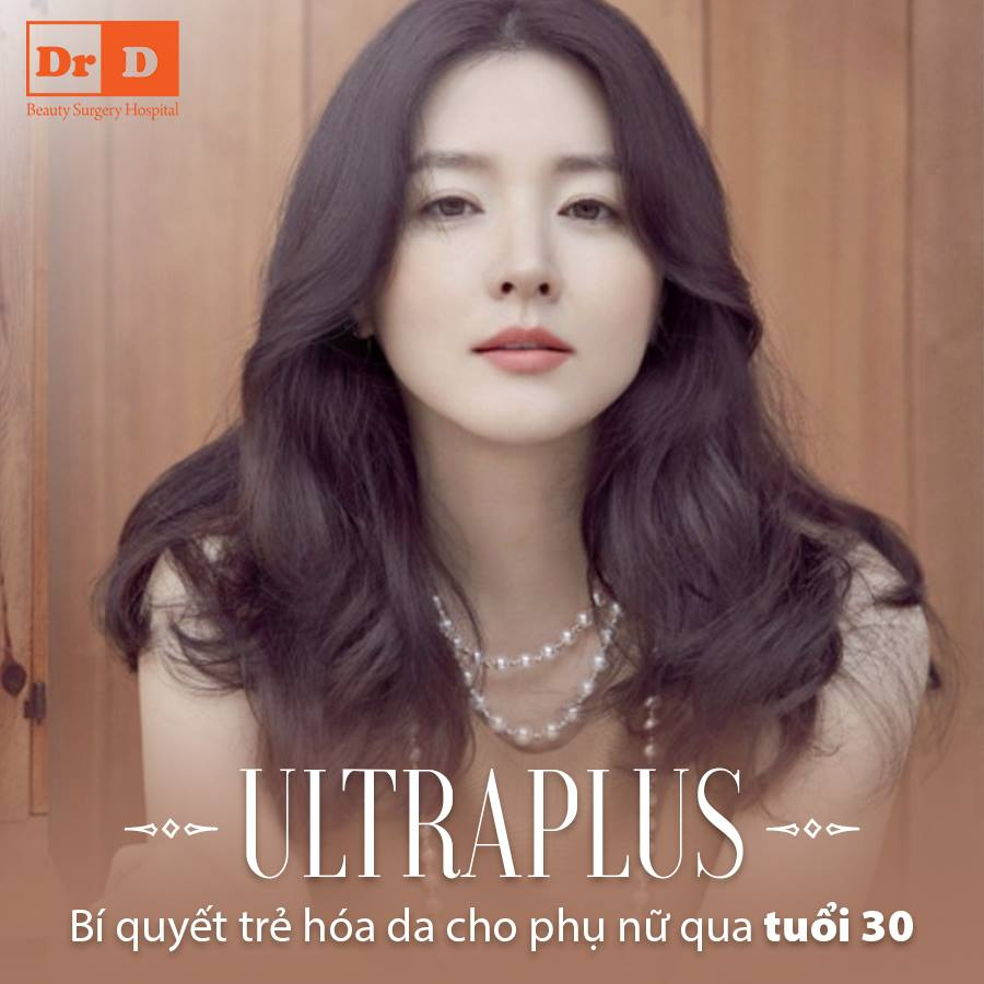 UltraPlus là dịch vụ trẻ hóa da hoàn hảo dành cho tuổi trung niên