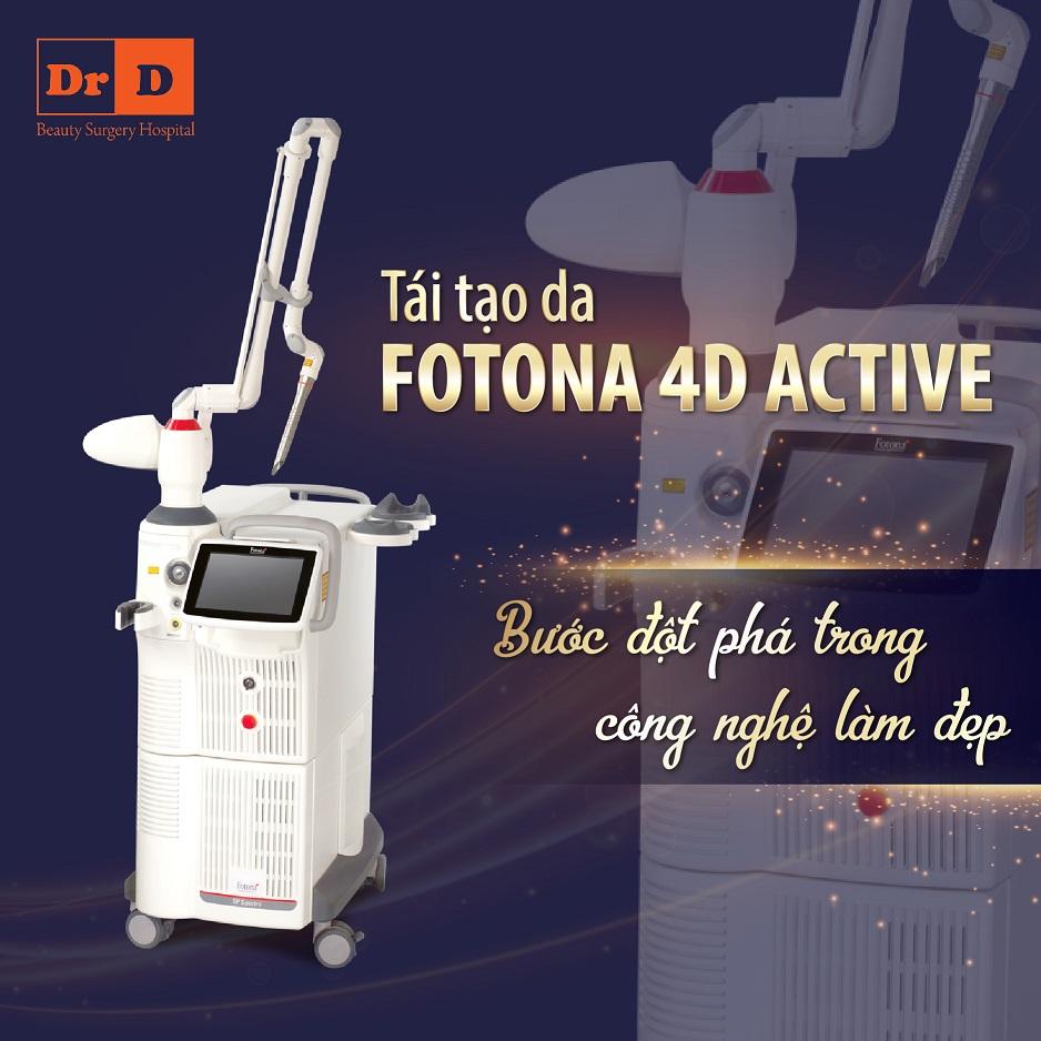 Tái tạo da Fotona có hiệu quả không 3