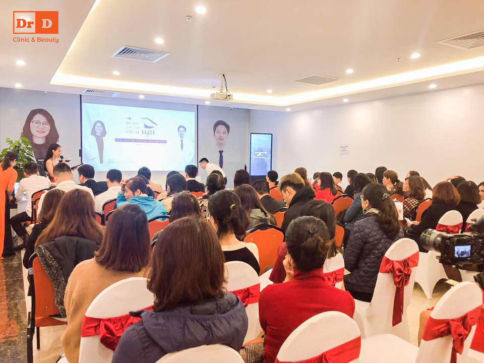 Sự kiện thu hút sự quan tâm của hơn 100 khách hàng